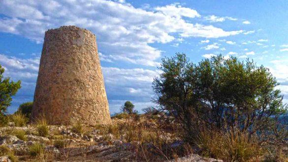 Torre Nova des Cap Vermell