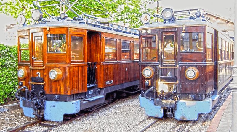 Tren-de-Soller