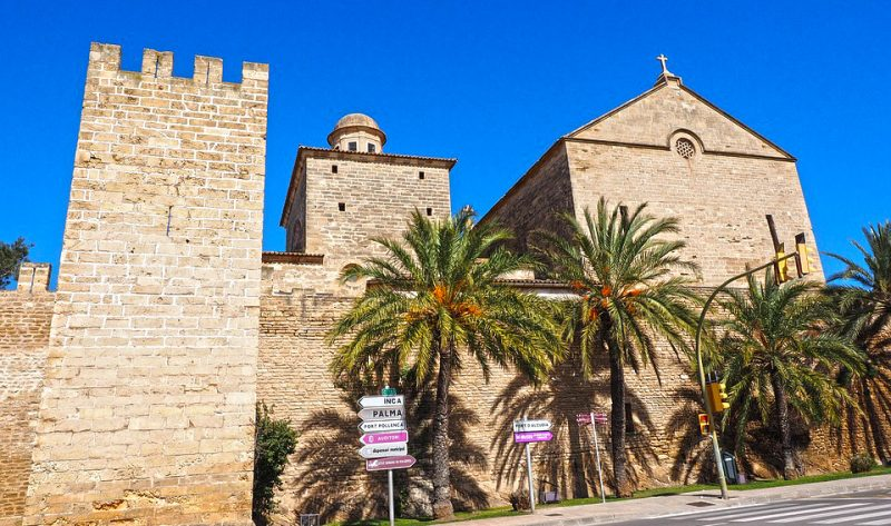 The Church of Sant Jaume