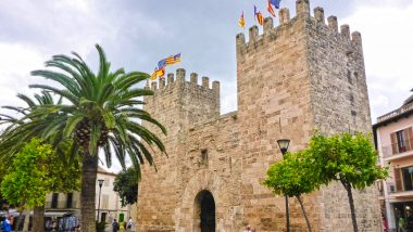 Alcudia Wall gates