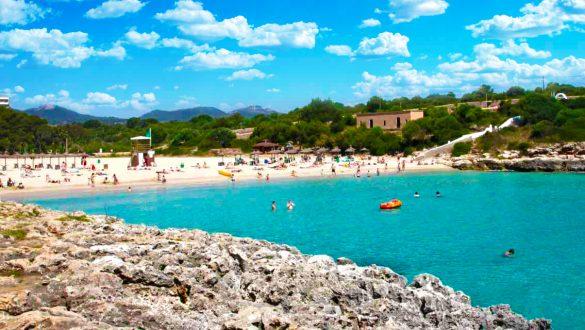 Cala Marcal beach