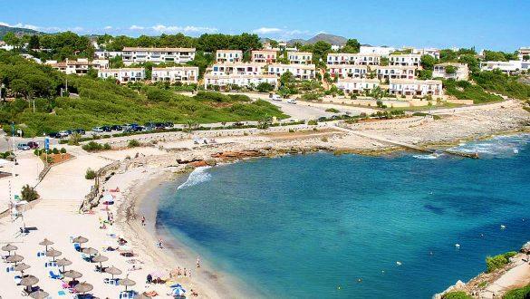 Cala Murada beach