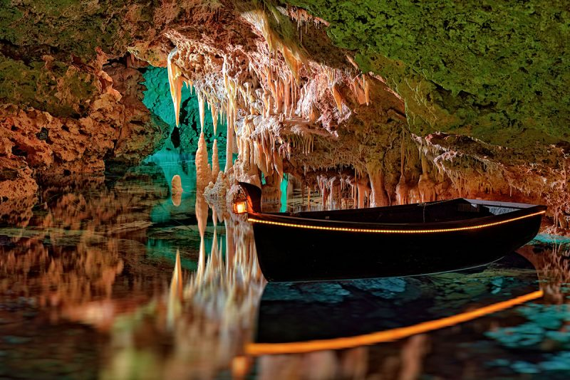 Hams Caves