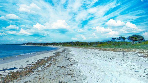 Es Carbo beach