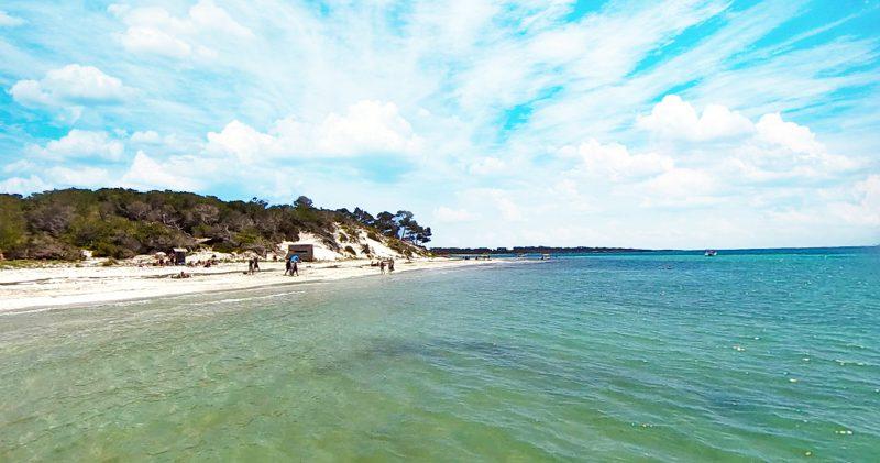 Es Dofi beach