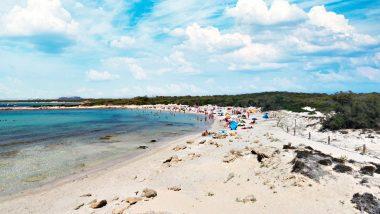 Es Peregons beach
