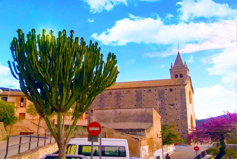 Església de Santa Maria d'Andratx