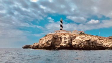Cala Figuera lighthouse