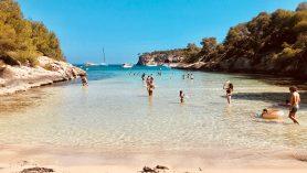 Portal Vells beach