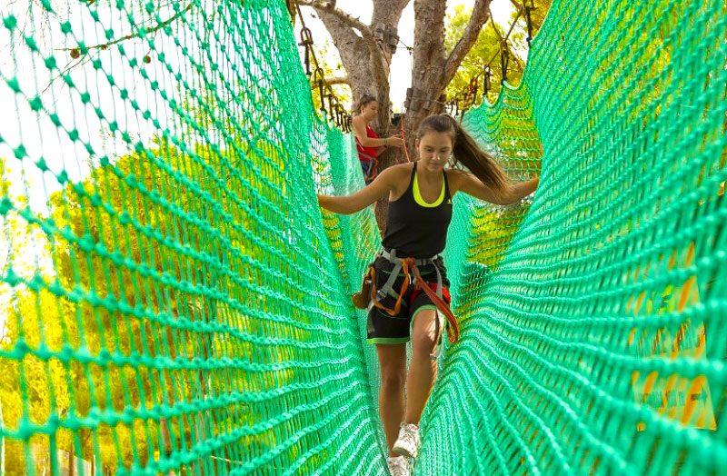 Jungle Park Santa Ponca